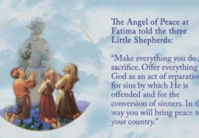Đức Mẹ Thông Ban Sứ Điệp Fatima Cho Thế Giới.