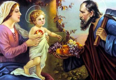 """Đức Thánh Cha công bố """"Năm đặc biệt về Thánh Giuse"""""""